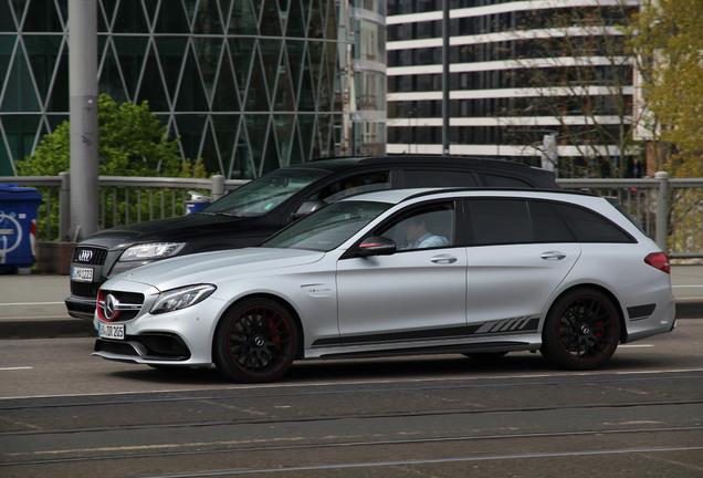 Mercedes-AMG C 63 S Estate S205 Edition 1