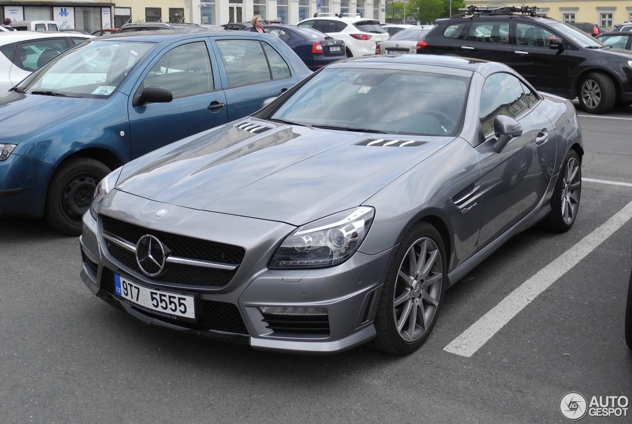 Mercedes benz slk 55 amg r172 19 mai 2016 autogespot for 2016 amg slk55 mercedes benz