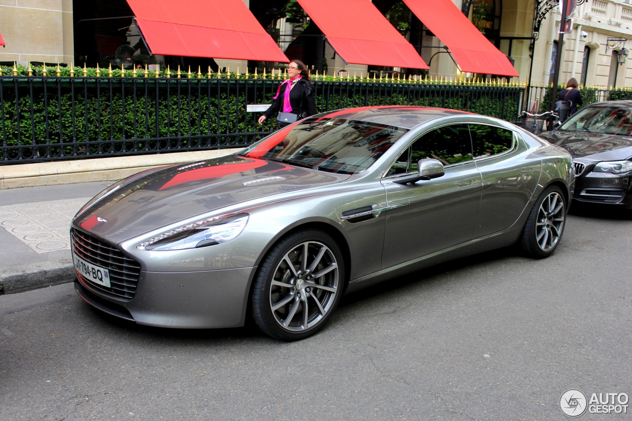aston martin rapide s 20 may 2016 autogespot. Cars Review. Best American Auto & Cars Review