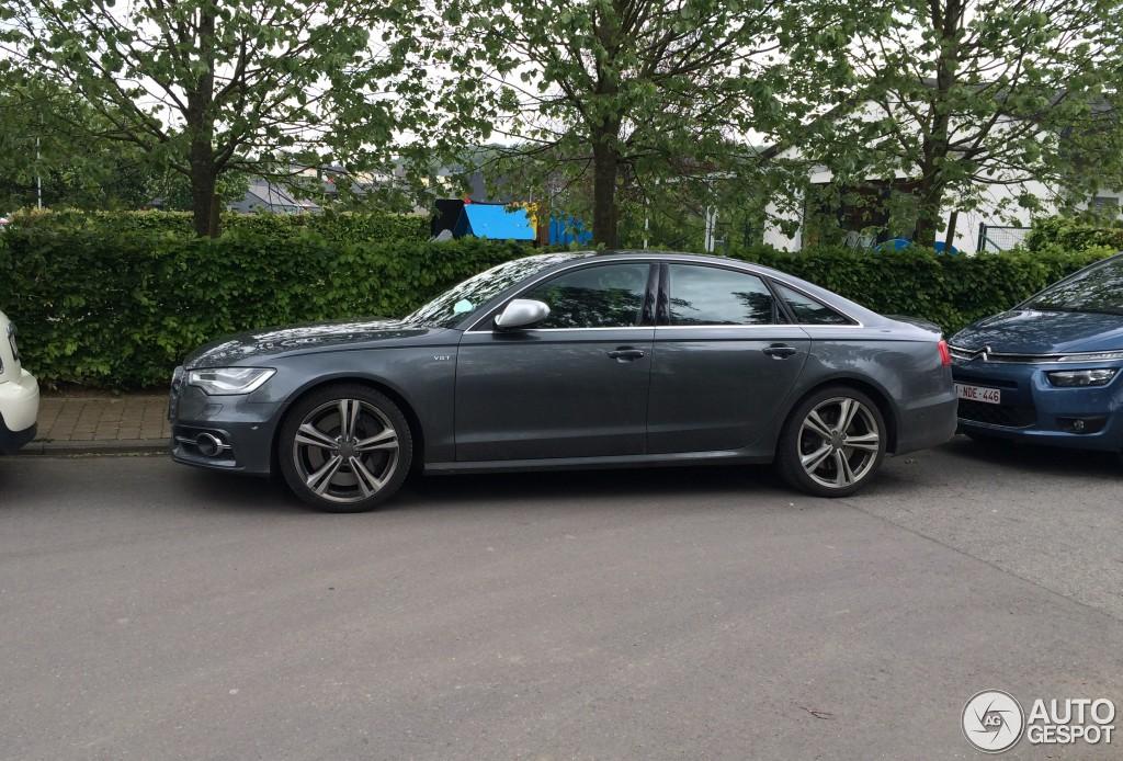 Audi S6 Sedan C7 20 May 2016 Autogespot