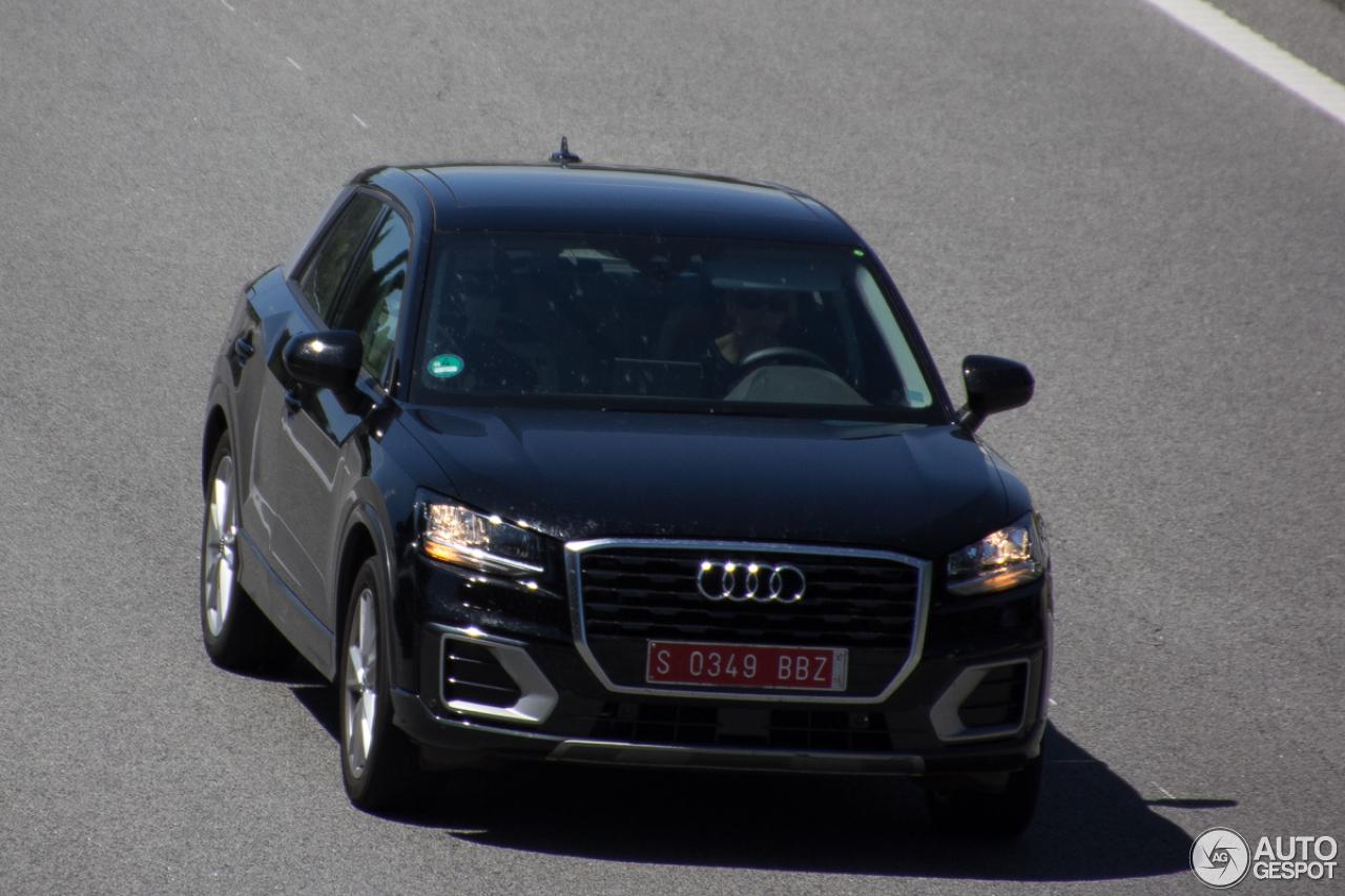 Audi Q2 Mule - 21 May 2016 - Autogespot