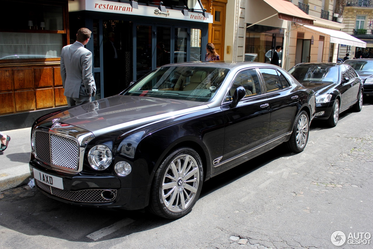 bentley mulsanne 2009 21 may 2016 autogespot. Black Bedroom Furniture Sets. Home Design Ideas