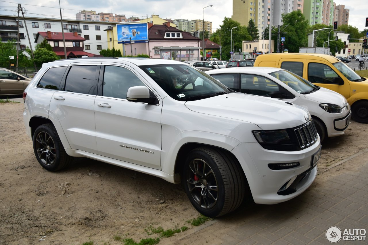 jeep grand cherokee srt 8 2013 22 may 2016 autogespot. Black Bedroom Furniture Sets. Home Design Ideas