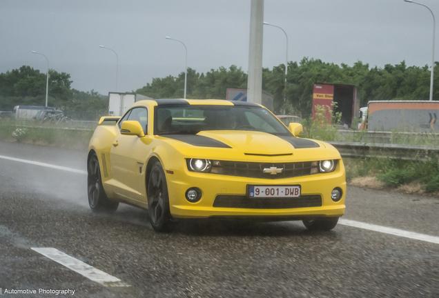 Chevrolet Camaro SS Transformers Edition 2012