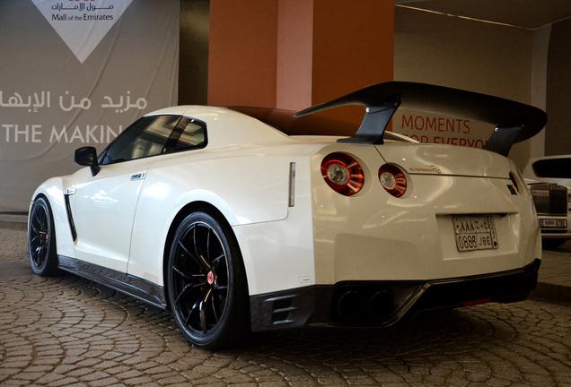 Nissan GT-R AMS Performance Alpha 12