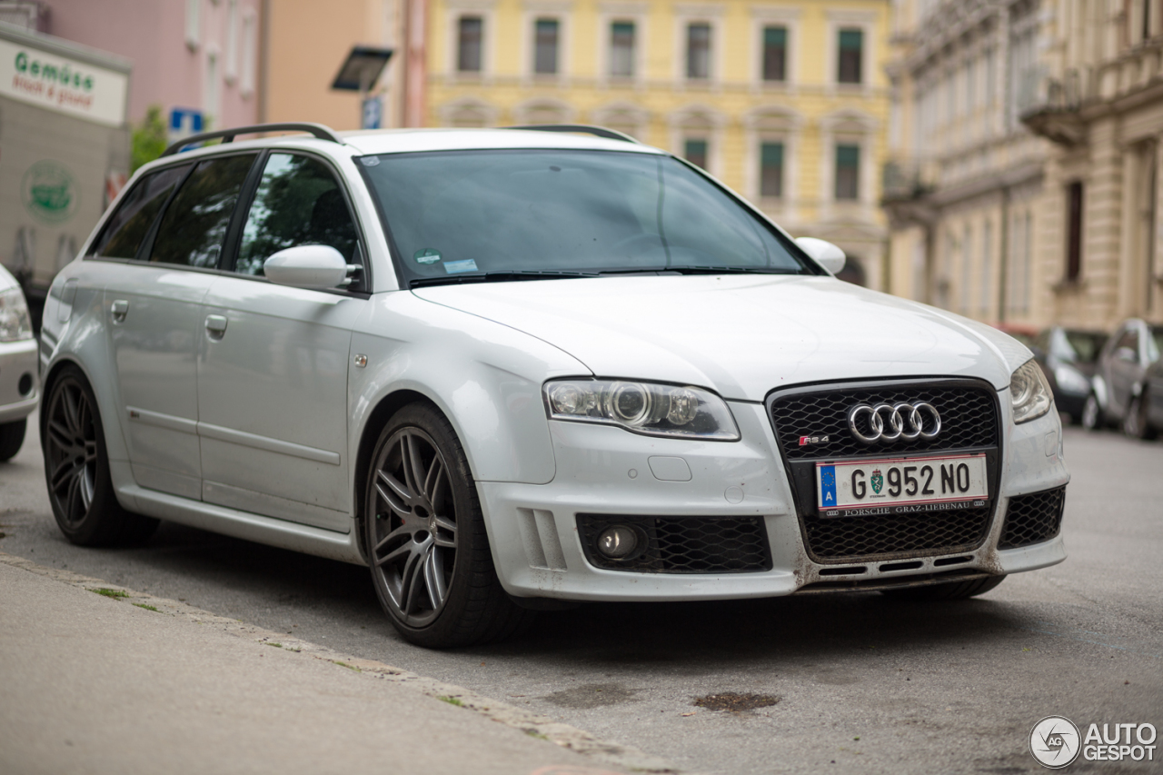 audi rs4 avant b7 24 may 2016 autogespot. Black Bedroom Furniture Sets. Home Design Ideas