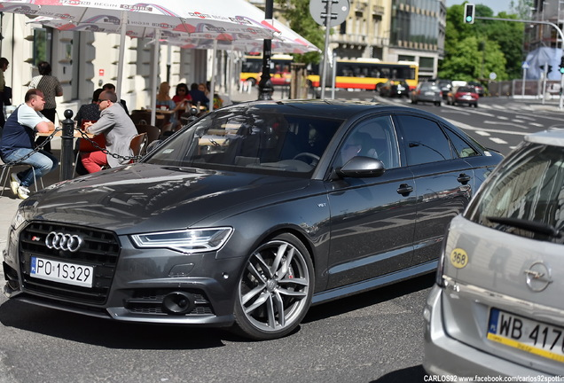 Audi S6 Sedan C7 2015