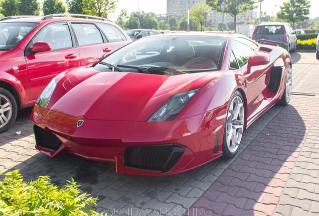Lamborghini Gallardo SR66.2