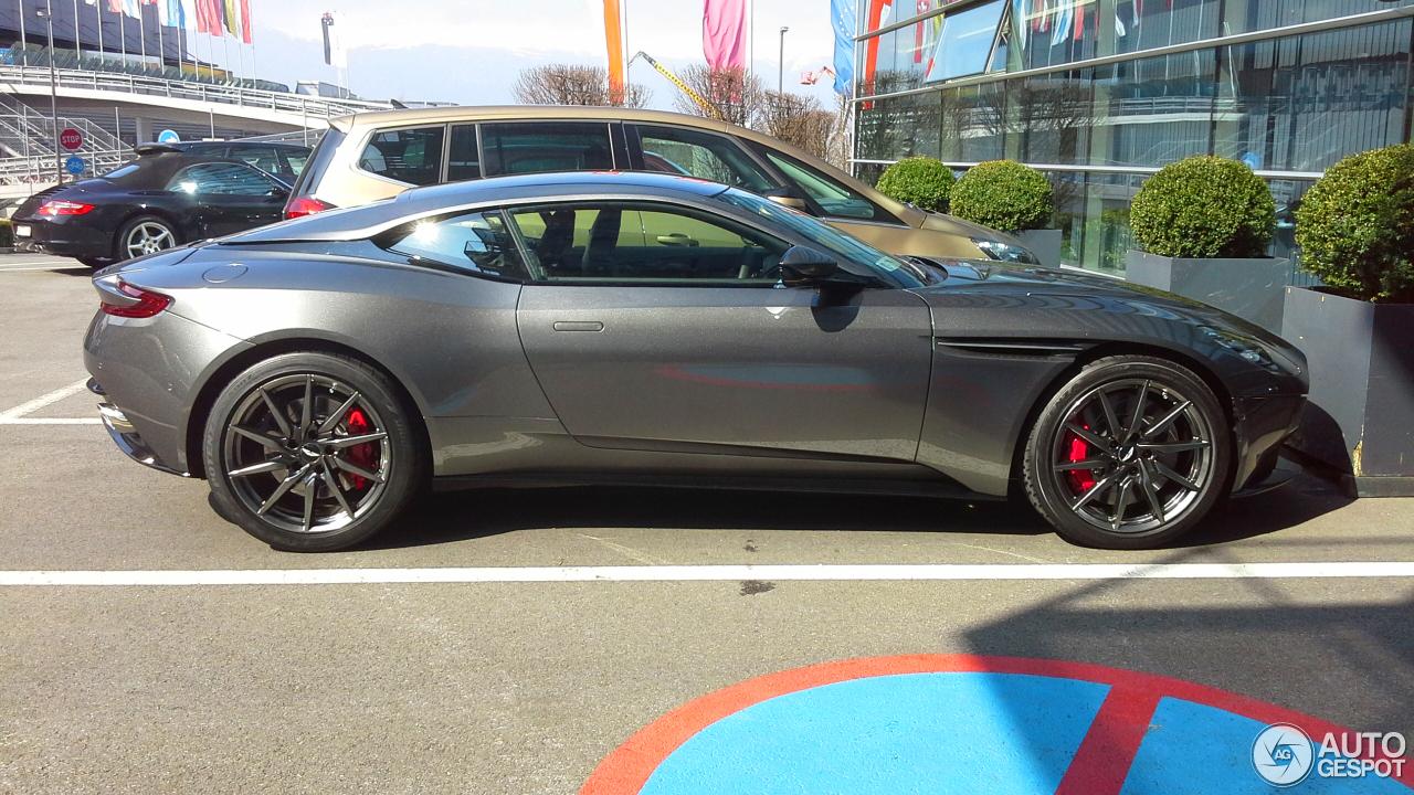 Aston Martin Db11 25 May 2016 Autogespot