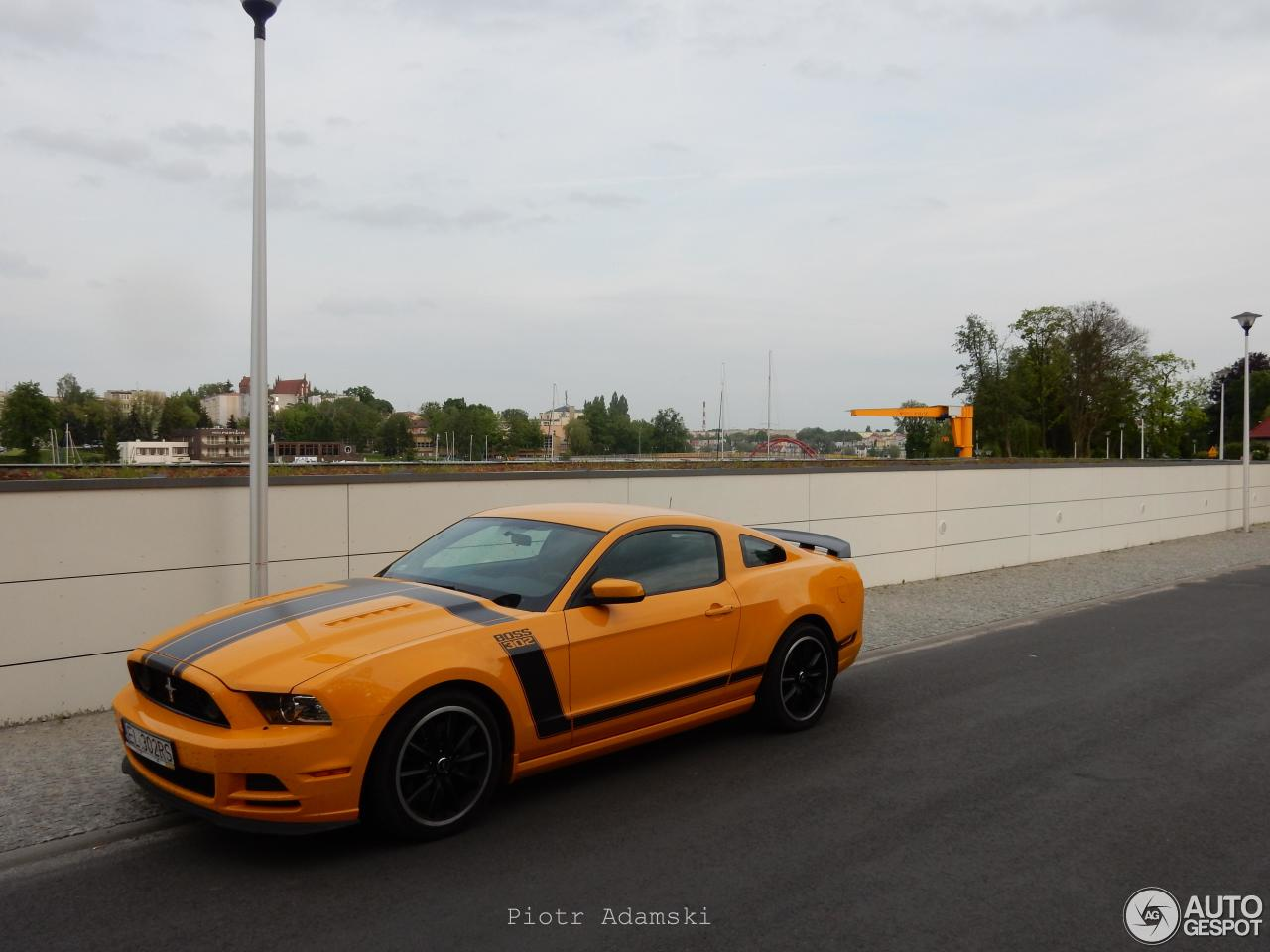 ford mustang boss 302 2013 26 may 2016 autogespot. Cars Review. Best American Auto & Cars Review