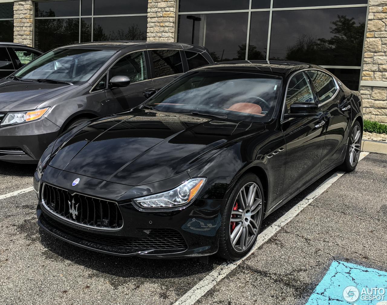 Maserati Ghibli S Q4 2013 26 May 2016 Autogespot
