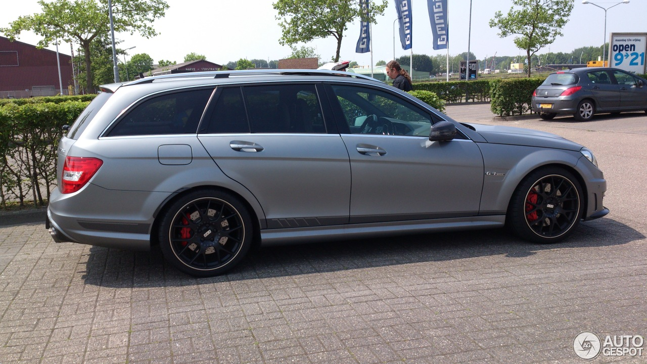 Mercedes-Benz C 63 AMG Estate Edition 507 - 26 May 2016 ...