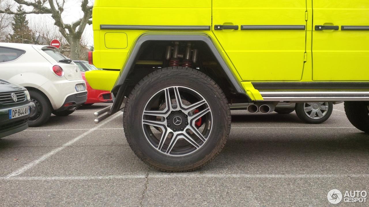 Mercedes benz g 500 4x4 26 mai 2016 autogespot for Mercedes benz c 500
