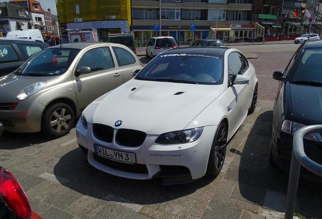 BMW M3 E92 Versus Performance