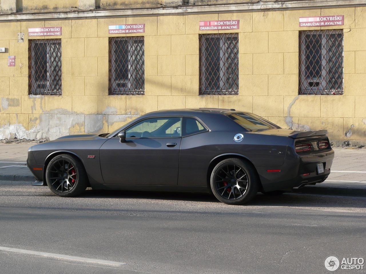 dodge challenger srt 8 392 2015 27 may 2016 autogespot. Black Bedroom Furniture Sets. Home Design Ideas