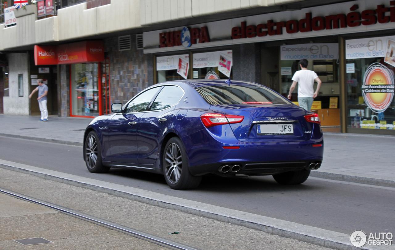Maserati Ghibli 2013 27 mei 2016 Autogespot