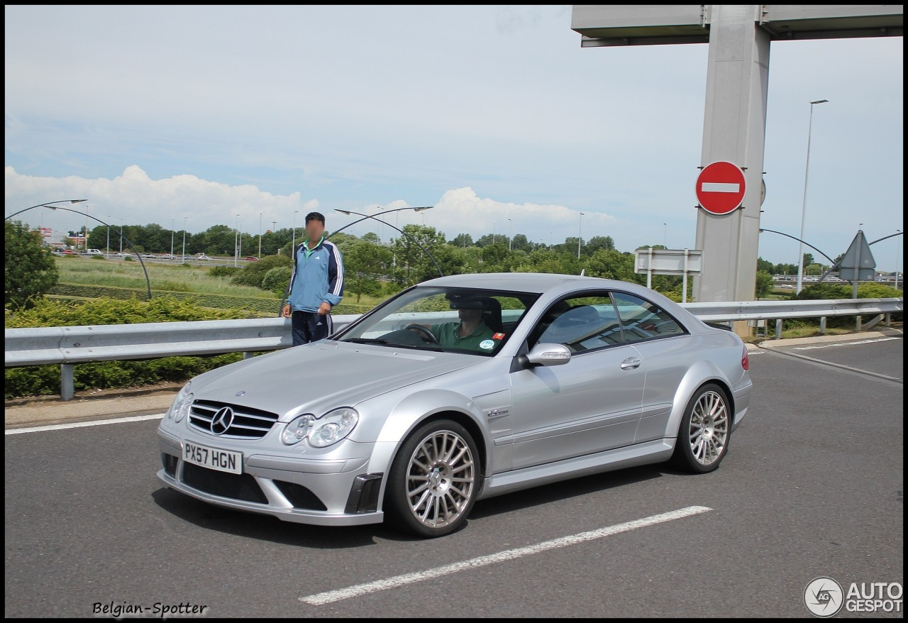 Mercedes benz clk 63 amg black series 27 may 2016 for Mercedes benz clk63 amg black series