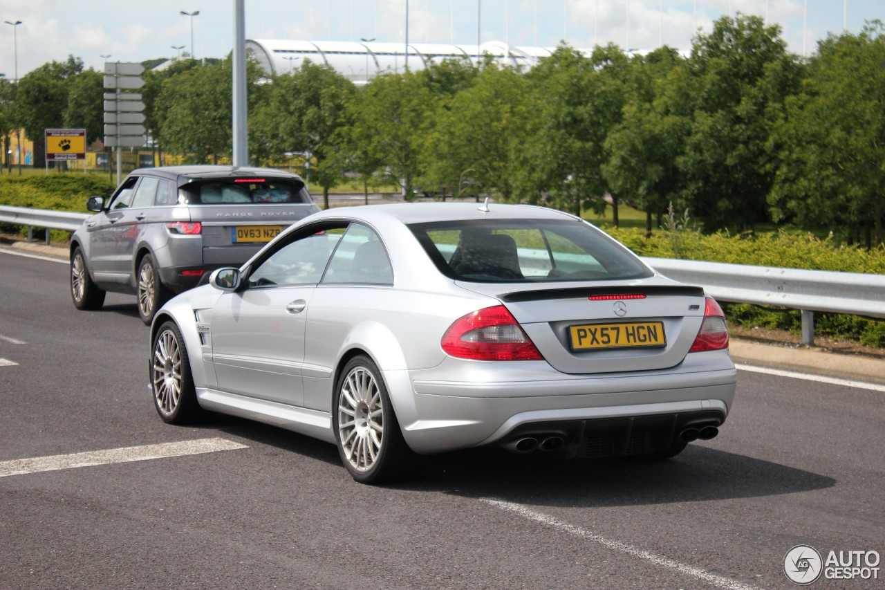 Mercedes Benz Clk 63 Amg Black Series 27 May 2016