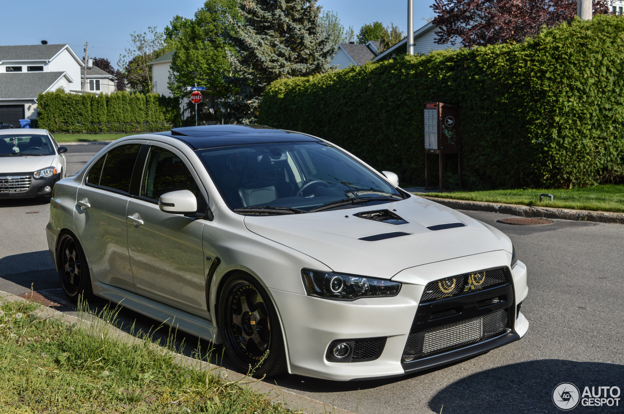 mitsubishi lancer evolution x final edition 27 may 2016 autogespot. Black Bedroom Furniture Sets. Home Design Ideas