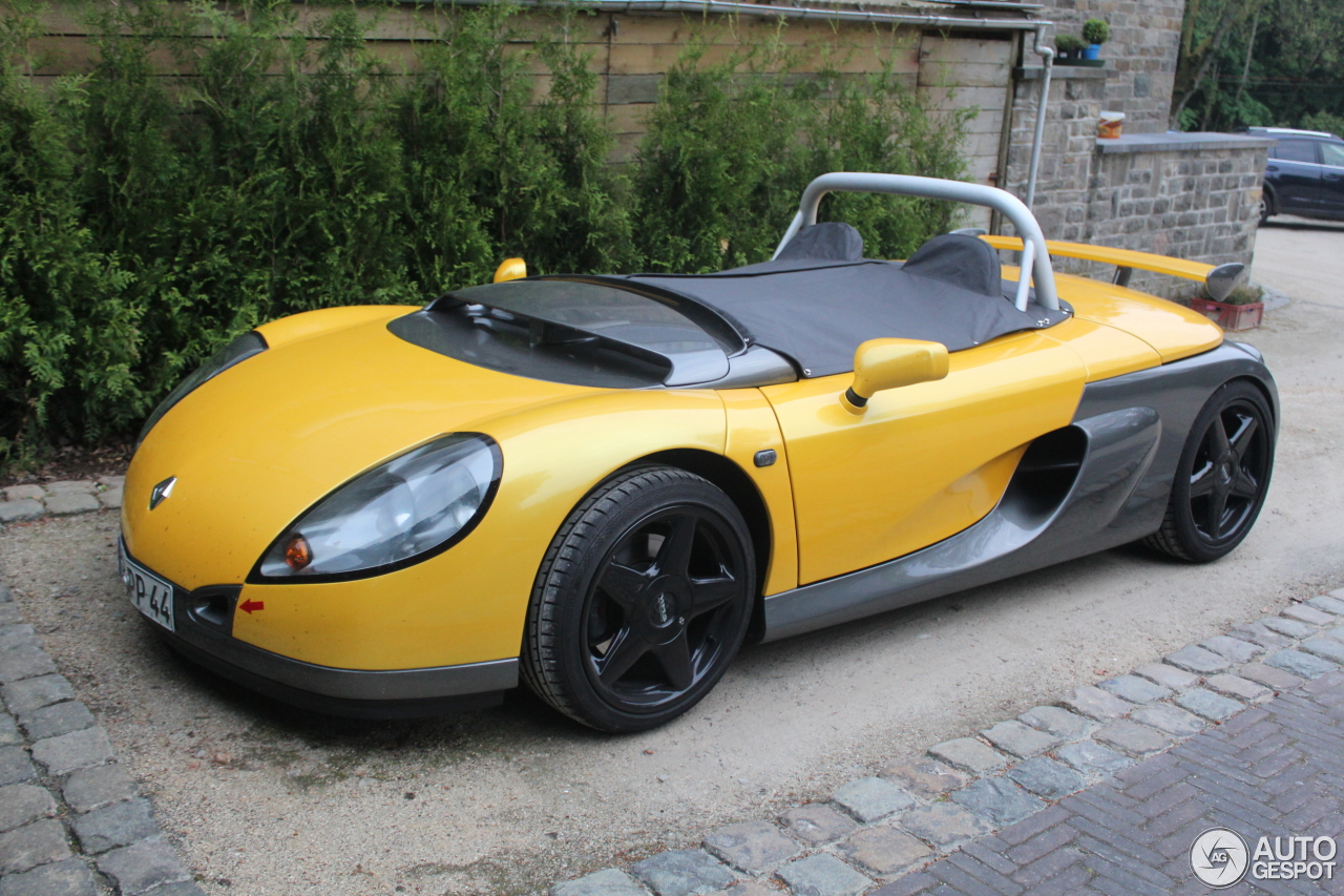 First Car Ever >> Renault Sport Spider - 27 May 2016 - Autogespot