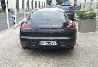 Porsche Panamera Turbo S MKII