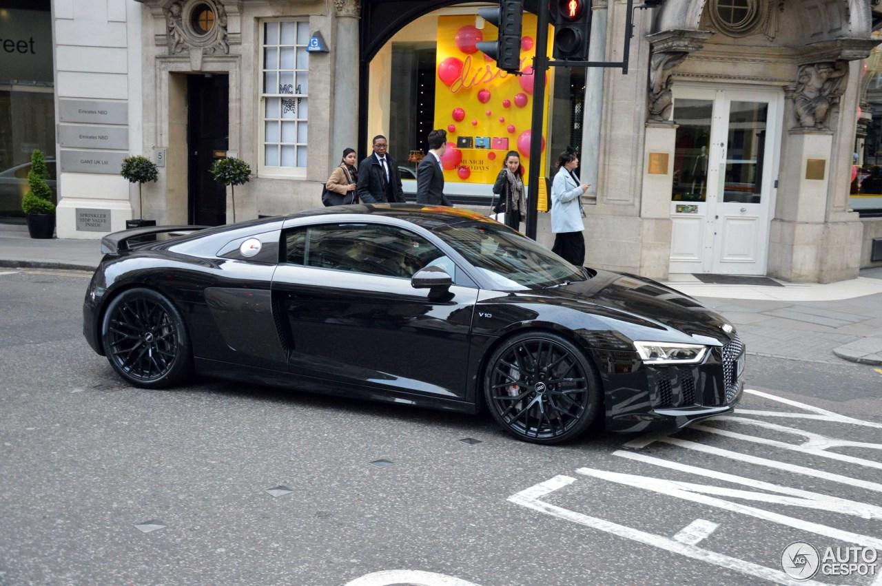 Audi R8 V10 Plus 2015 28 May 2016 Autogespot