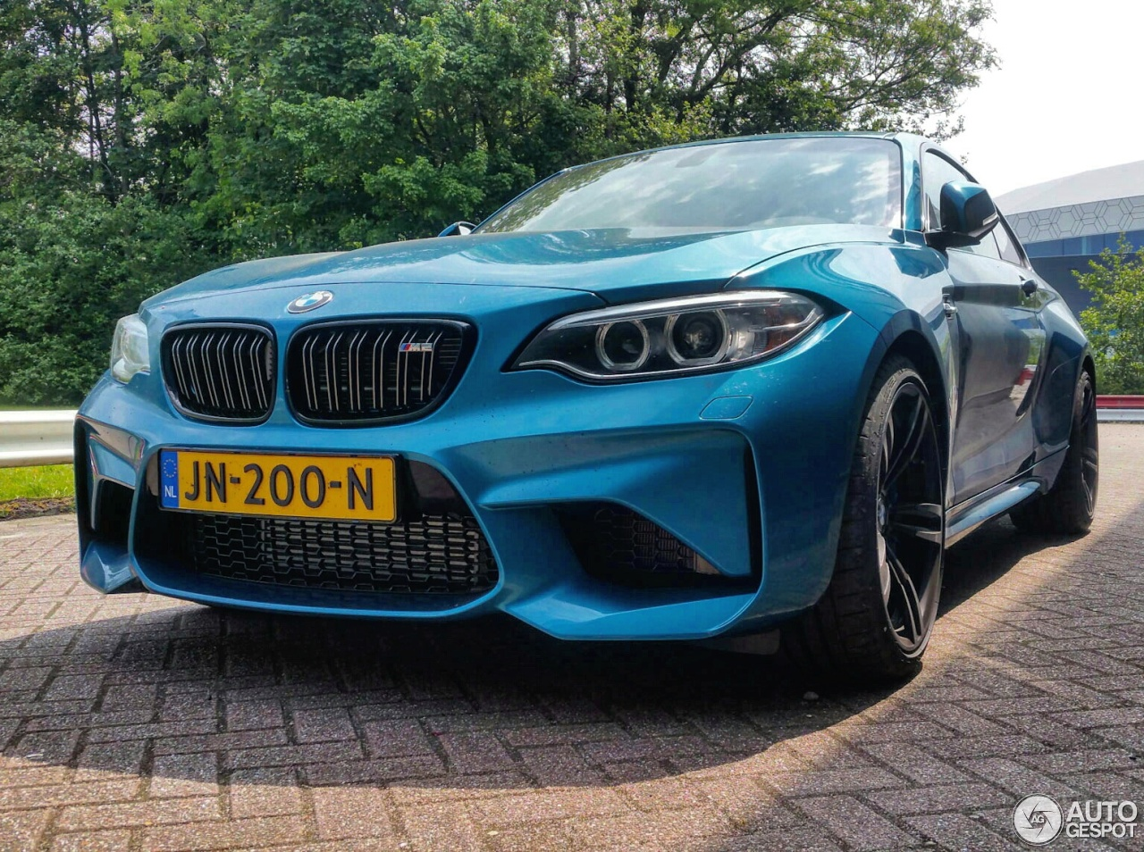 bmw m2 coup f87 28 may 2016 autogespot. Black Bedroom Furniture Sets. Home Design Ideas
