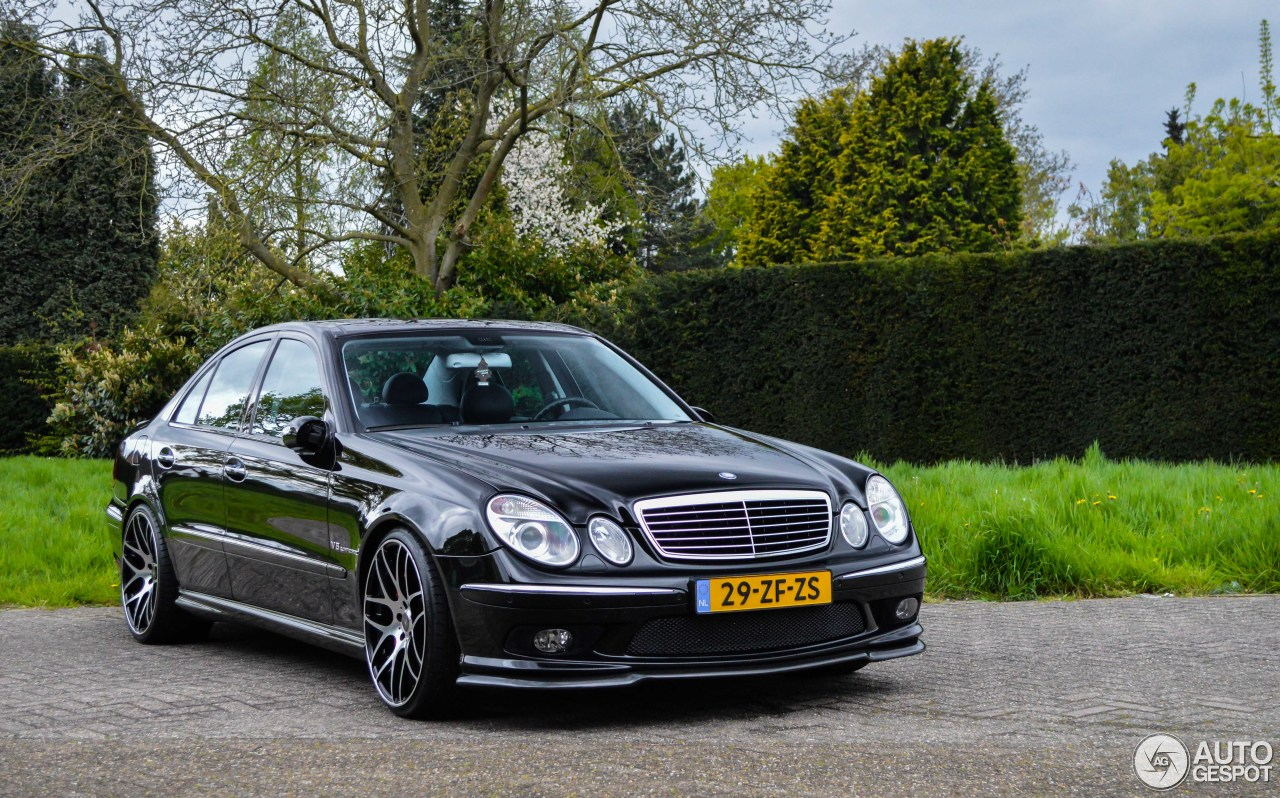 Mercedes benz e 55 amg 28 mei 2016 autogespot for Mercedes benz e 55 amg