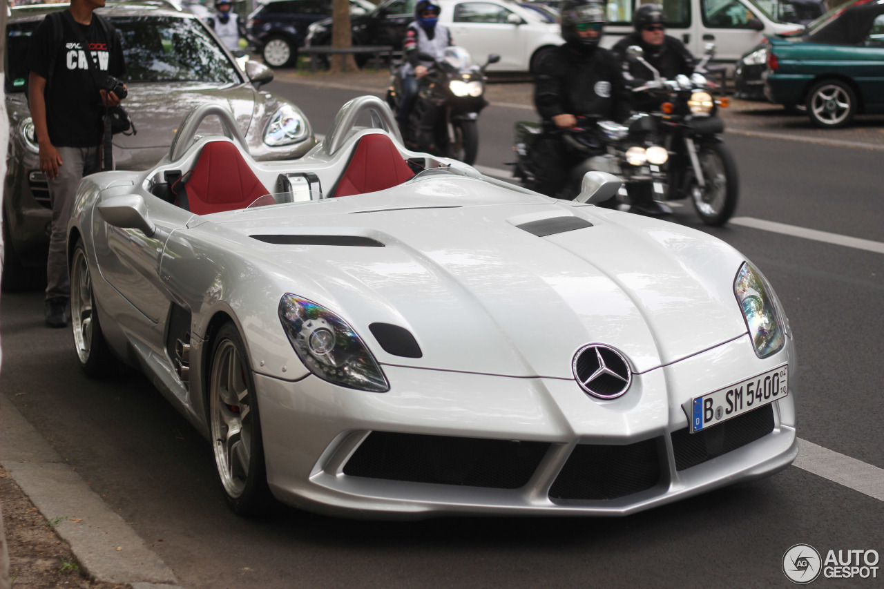 Mercedes Benz Slr Mclaren Stirling Moss 28 May 2016