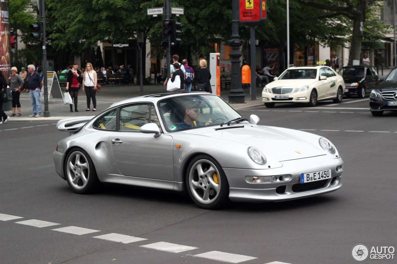 Porsche 993 Turbo S 28 May 2016 Autogespot