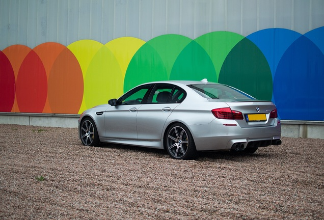 BMW M5 F10 Performance Edition 2014