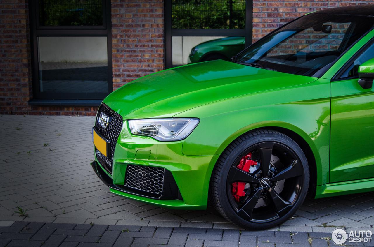 Audi RS3 Sportback 8V - 29 mei 2016 - Autogespot
