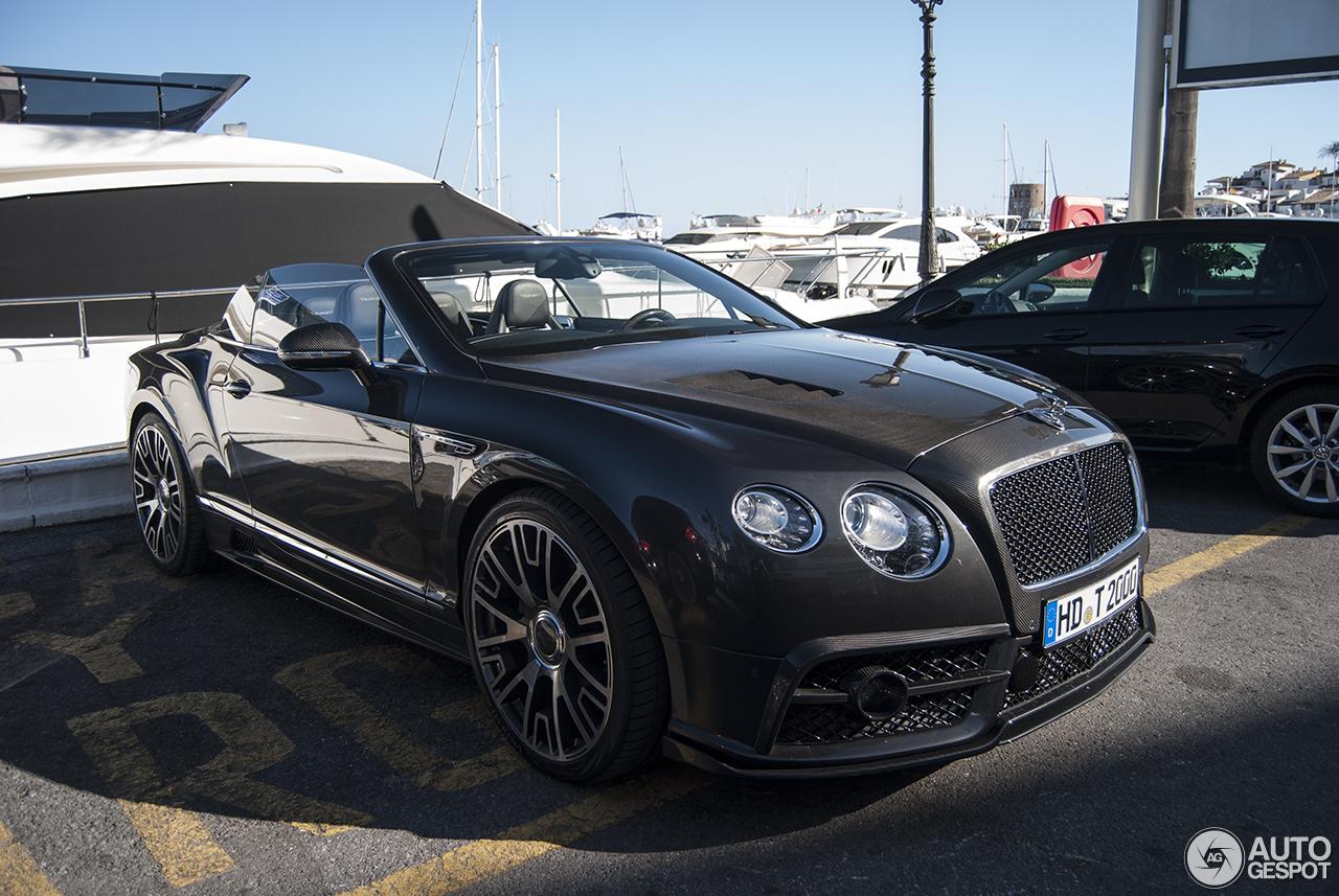 Bentley continental gtc mansory 2015 29 may 2016 autogespot 8 i bentley continental gtc mansory 2015 8 vanachro Gallery