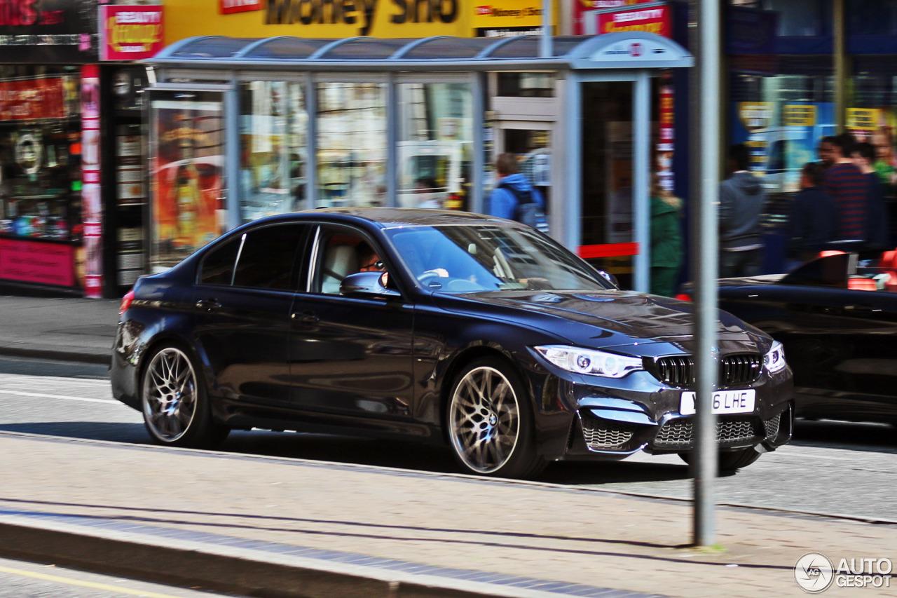 Bmw M3 F80 Sedan 2016 29 May 2016 Autogespot