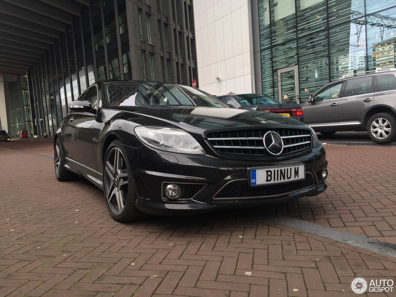 Mercedes benz cl 63 amg c216 29 mai 2016 autogespot for Mercedes benz cl 63 amg price