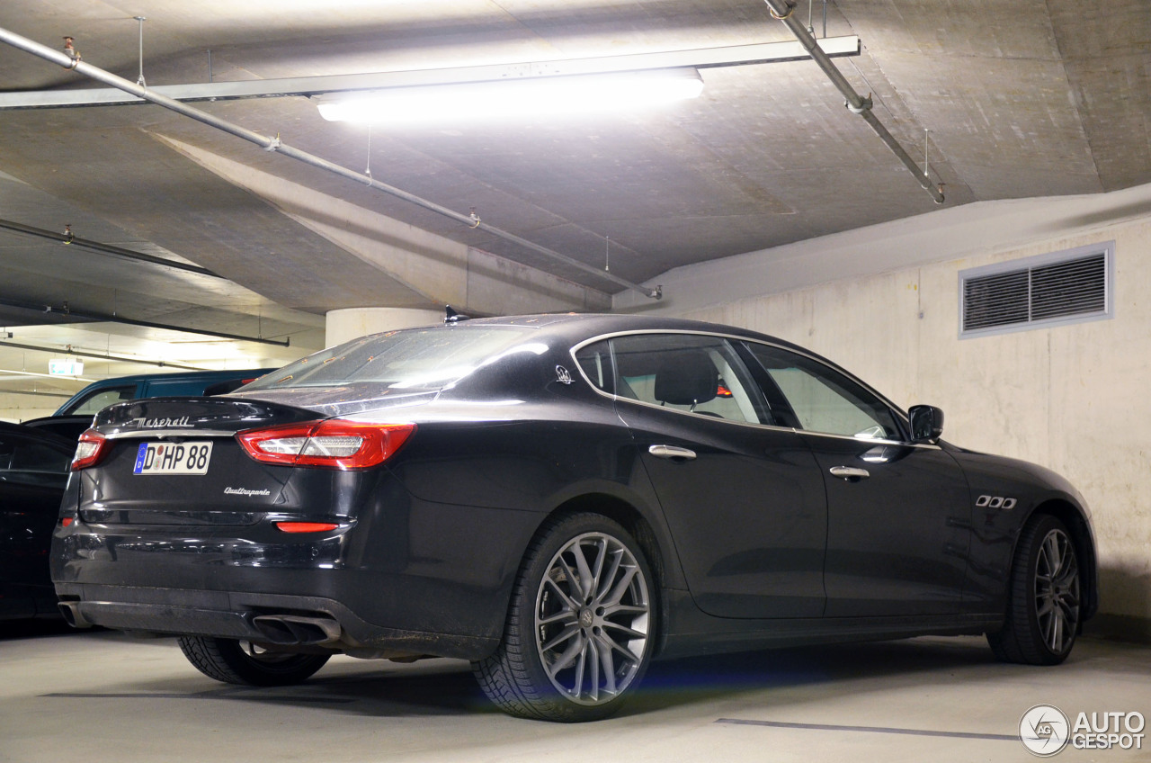 maserati quattroporte gts 2013 30 mai 2016 autogespot. Black Bedroom Furniture Sets. Home Design Ideas