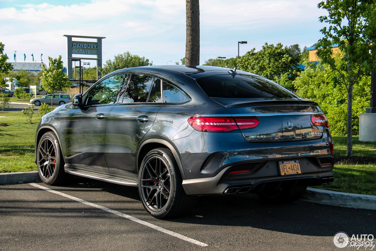 mercedes amg gle 63 s coup 30 may 2016 autogespot. Black Bedroom Furniture Sets. Home Design Ideas