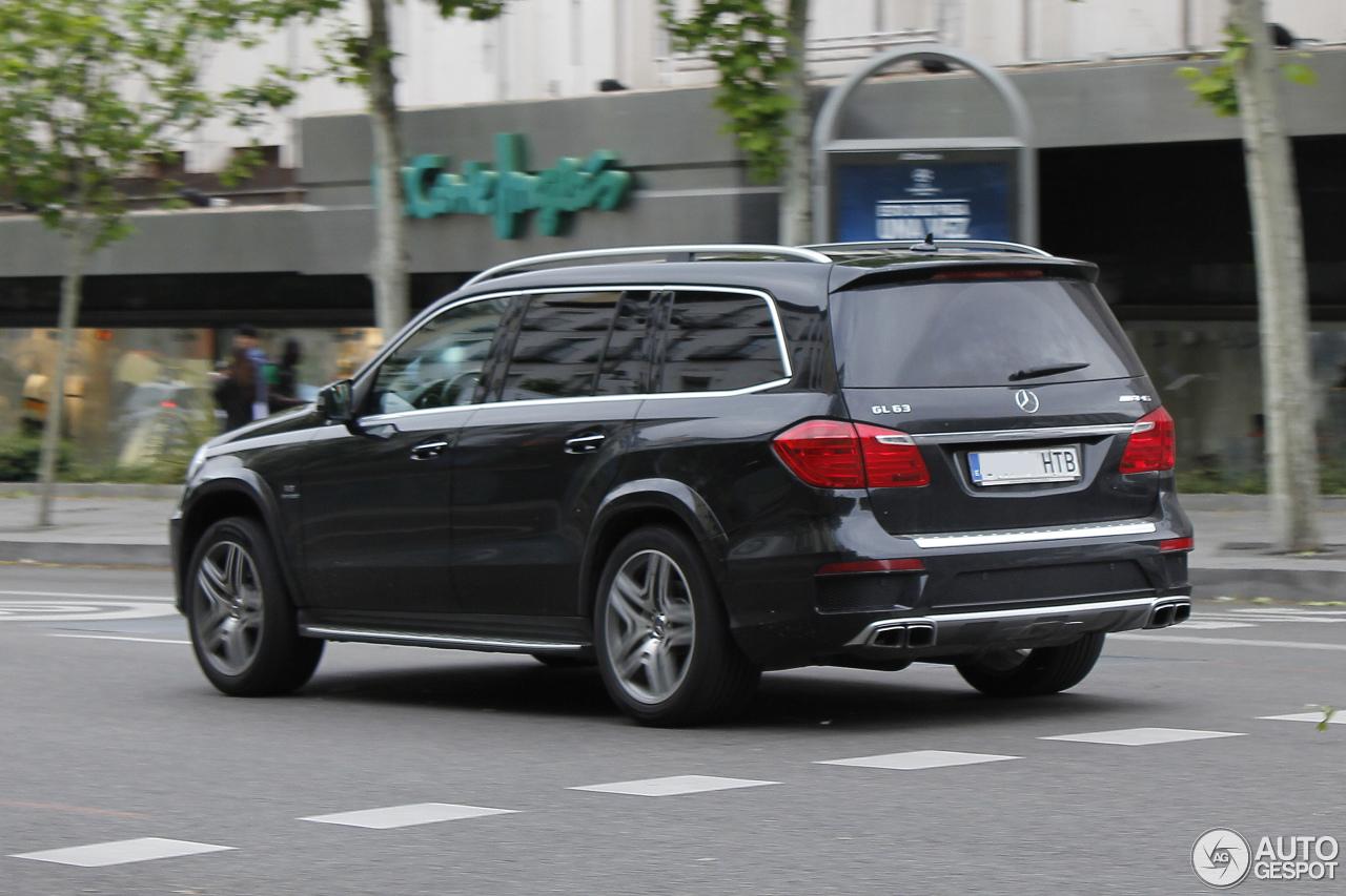 Mercedes benz gl 63 amg x166 30 mai 2016 autogespot for 2016 mercedes benz gl