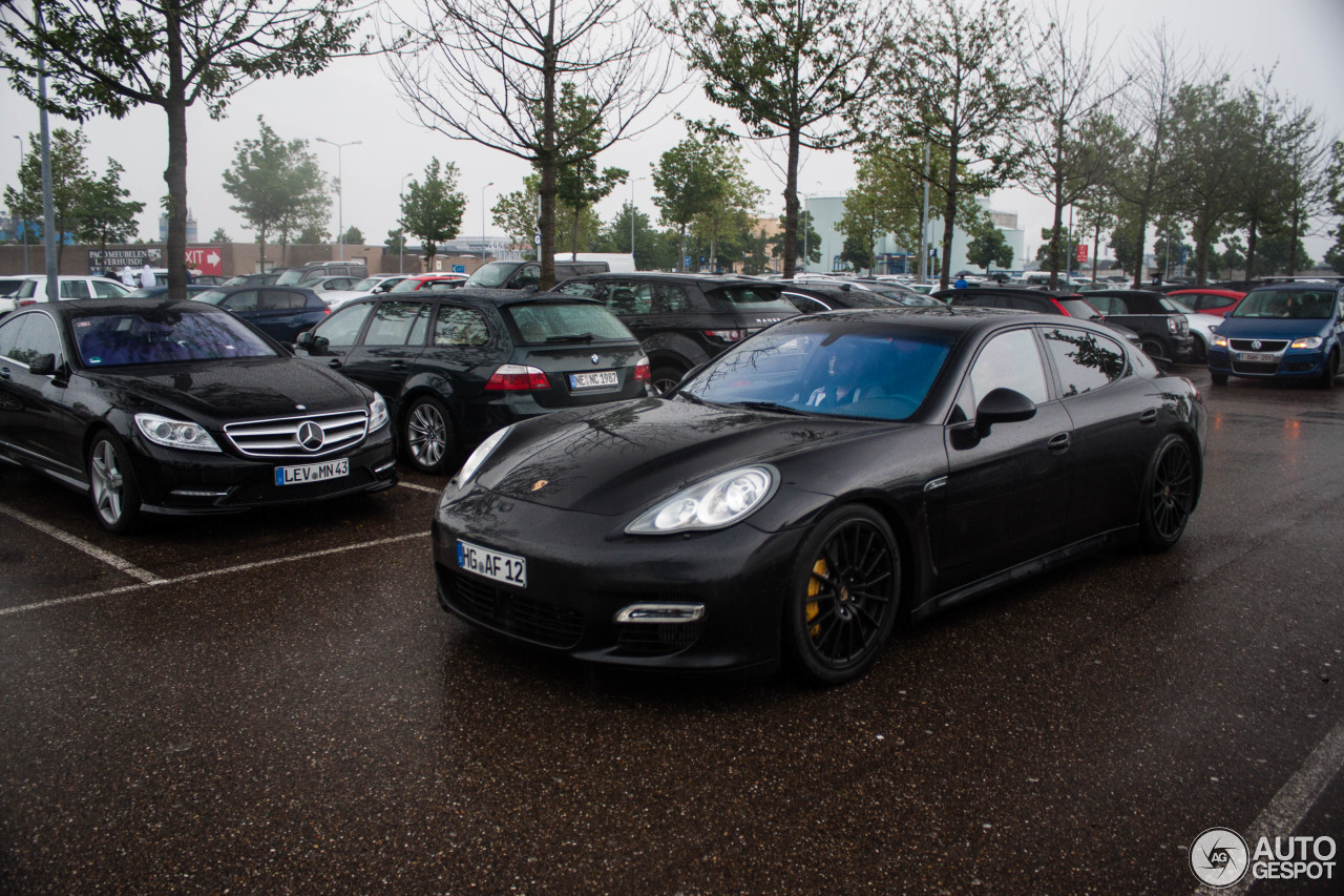 porsche panamera turbo s 30 mei 2016 autogespot. Black Bedroom Furniture Sets. Home Design Ideas