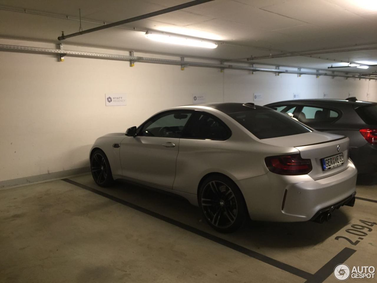bmw m2 coup f87 31 may 2016 autogespot. Black Bedroom Furniture Sets. Home Design Ideas