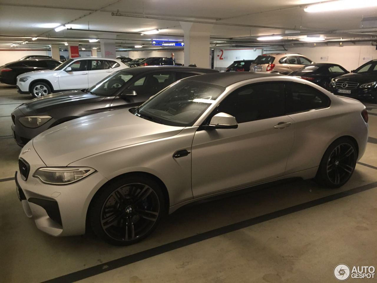 BMW M2 Coupé F87 - 31 May 2016 - Autogespot