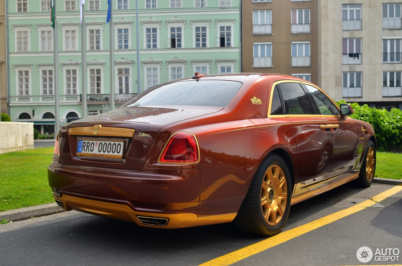 rolls royce mansory ghost 31 may 2016 autogespot. Black Bedroom Furniture Sets. Home Design Ideas