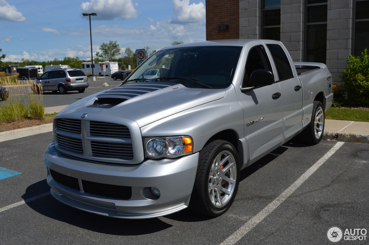 Dodge Ram Srt 10 Quad Cab 1 June 2016 Autogespot