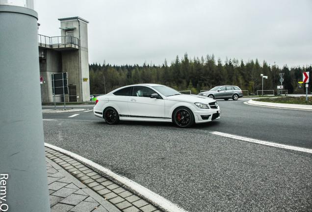 Mercedes-Benz C 63 AMG Coupé Edition 507