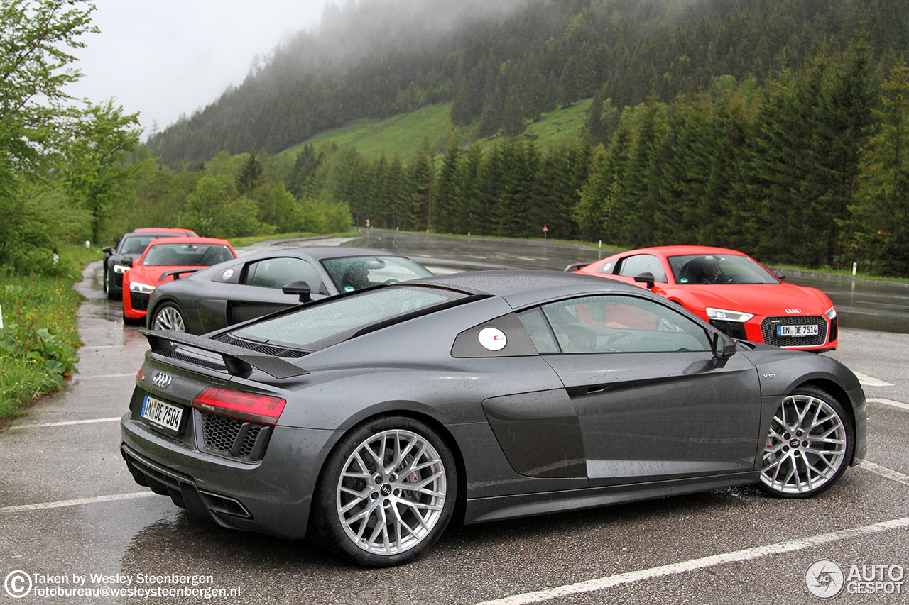 Audi R8 V10 Plus 2015 2 June 2016 Autogespot