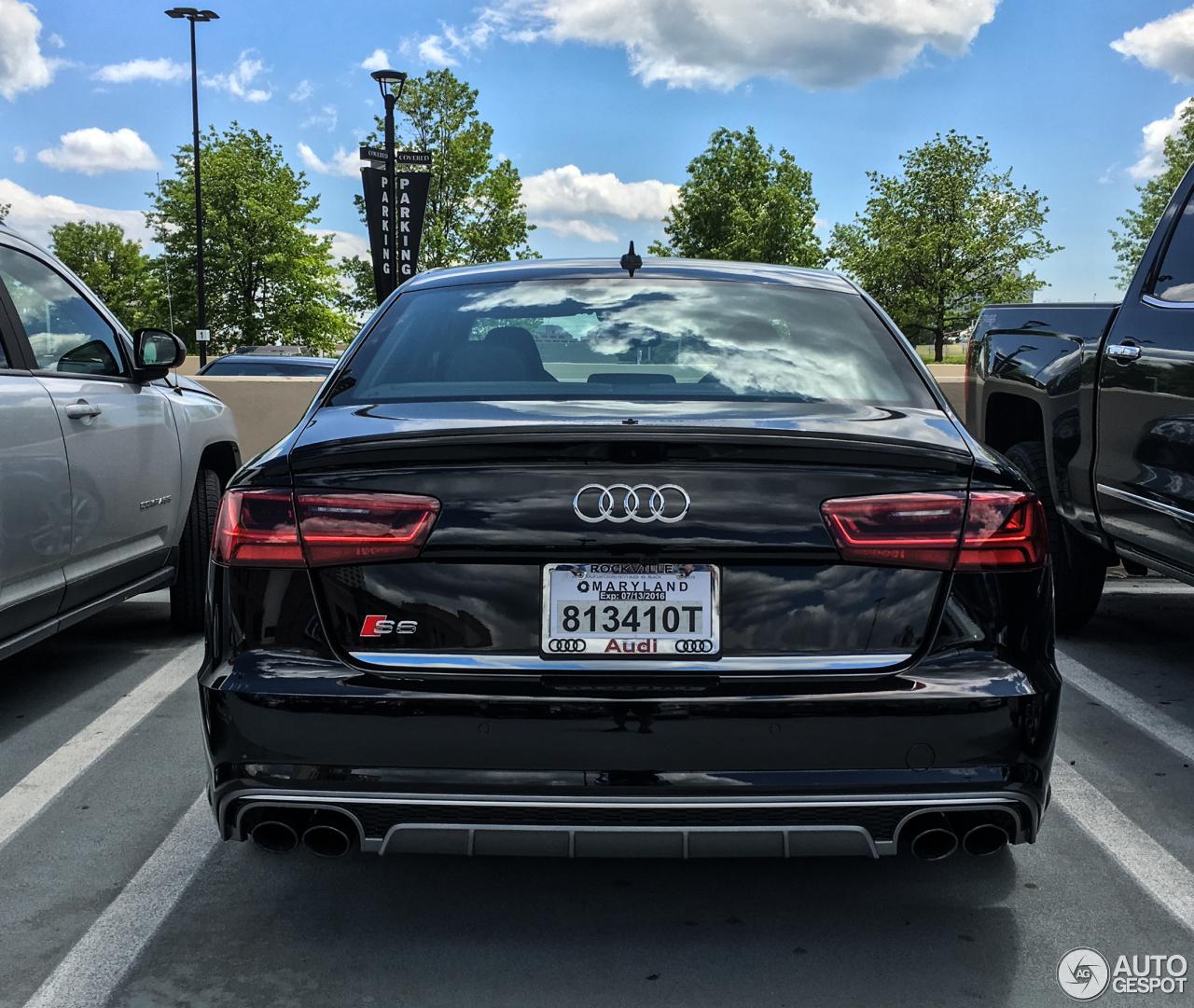Audi S6 Sedan C7 2015 2 June 2016 Autogespot