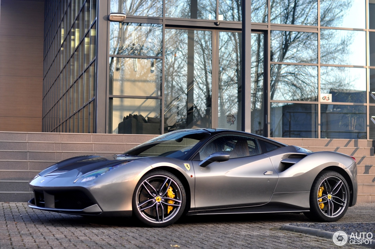 ferrari 488 gtb 2 june 2016 autogespot. Black Bedroom Furniture Sets. Home Design Ideas