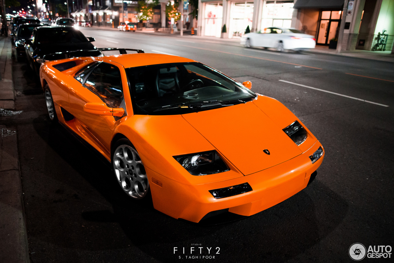 Lamborghini Diablo Vt 6 0 2 June 2016 Autogespot