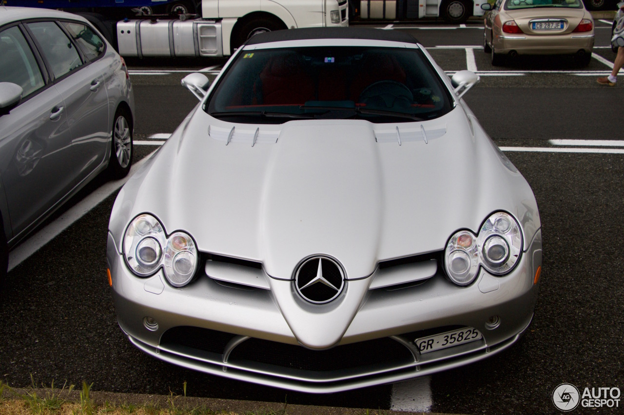 Mercedes benz slr mclaren roadster 3 june 2016 autogespot for Mercedes benz slr mclaren price