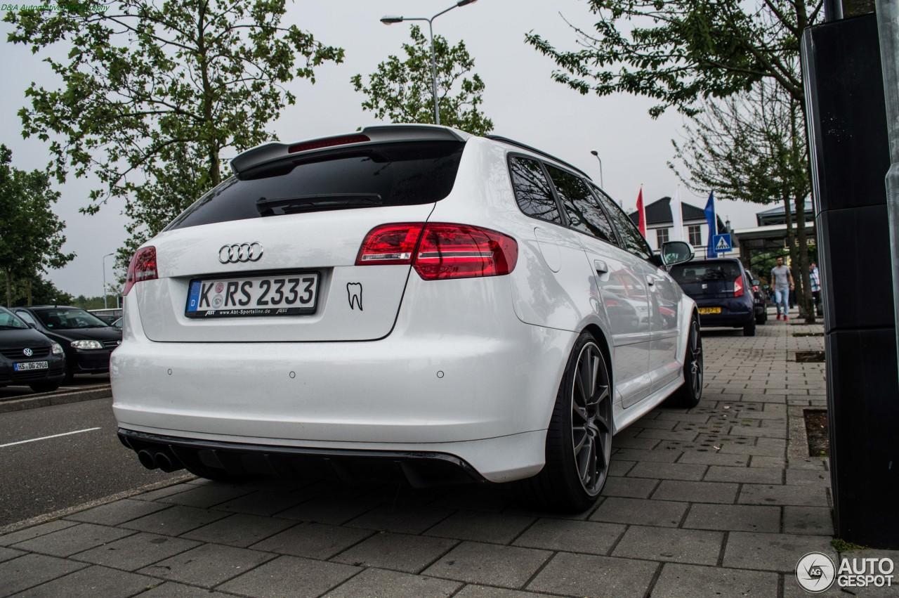 Audi ABT RS3 - 4 June 2016 - Autogespot